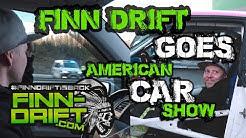 FINN-DRIFT GOES ACS! | Ehditäänkö ajoissa viemään auto messuille?!
