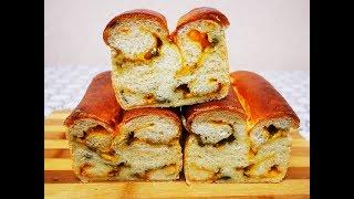 Домашний пышный ХЛЕБ с чесноком и сыром Очень ВКУСНЫЙ хлеб рецепт Домашняя выпечка