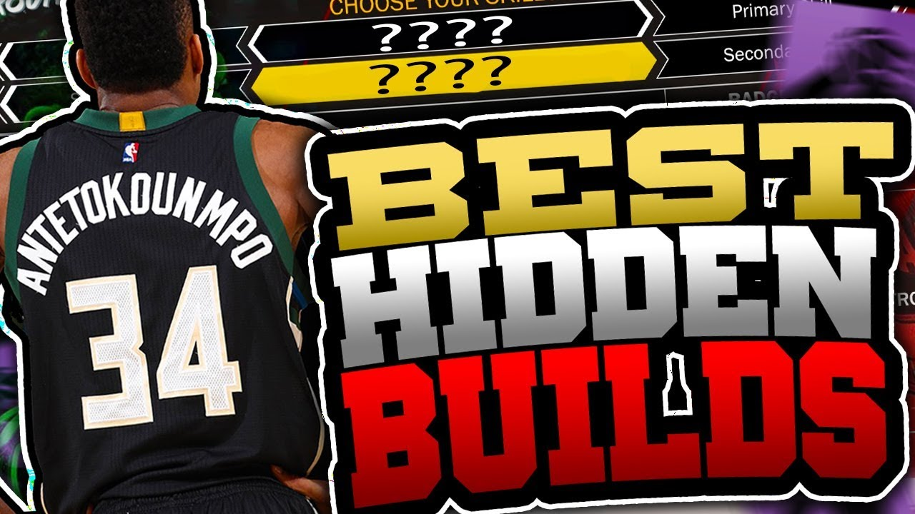 6d7971fa3 NBA 2K18 MOST UNDERRATED HIDDEN BUILD NO ONE USES! BEST OVERPOWERED SMALL  FORWARD BUILD IN NBA 2K18!