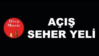 Hasan Karagöz | Açış | Seher Yeli Nazlı Yare | Bağlama