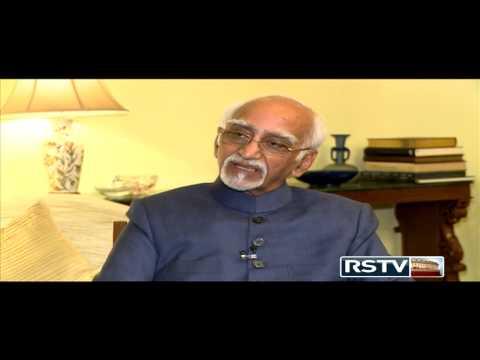 Vice President, Sh. Md. Hamid Ansari pays tribute to Former President Dr. APJ Abdul Kalam