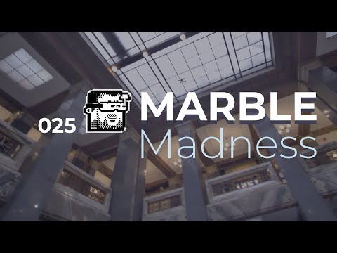 Marble Madness: Flying a 5 Inch Inside the Ministry of Transport, Prague