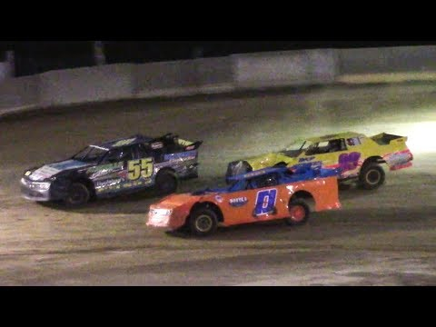 Street Stock Heat Two | Old Bradford Speedway | 9-8-18