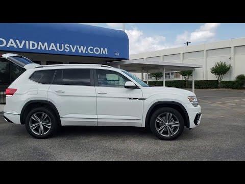 2019 Volkswagen Atlas Orlando, Sanford, Kissimme, Clermont, Winter Park, FL 90669