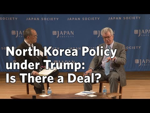 North Korea Policy under Trump: Is There a Deal?