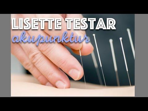 Lisette Testar - AKUPUNKTUR
