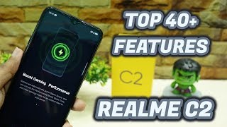 Realme C2 Top 40+ Hidden Features , Advance Features , Best Features ! Tips & Tricks !! HINDI