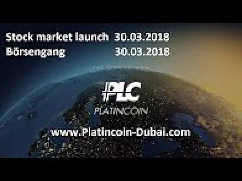 Platincoin PLC Blockchain