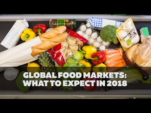 Latest Trends In Global Food Market