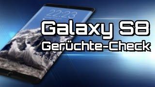 Samsung Galaxy S8 - Preis, Specs, Release - Der Gerüchte-Check | deutsch / german