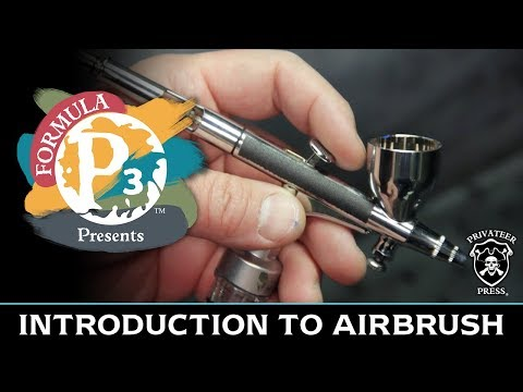 Formula P3 Presents: Introduction to Airbrush