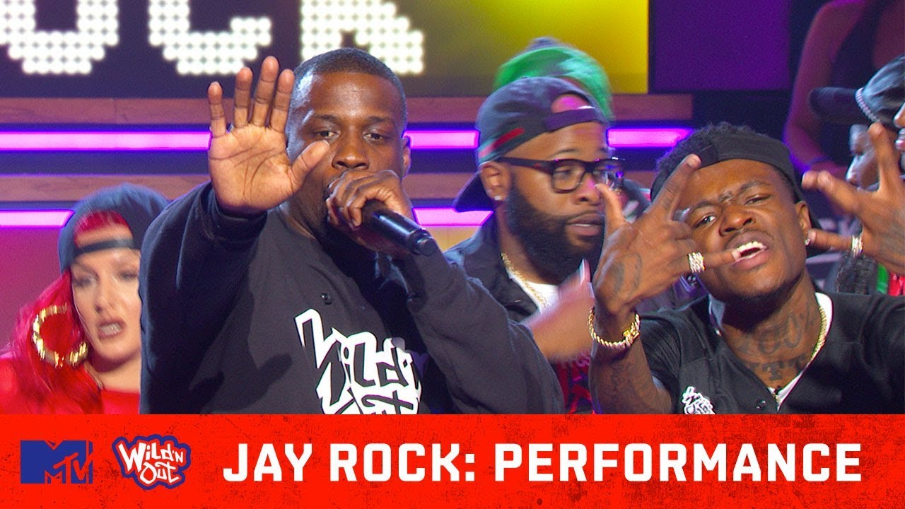 Jay Rock is a Wild 'N Out Champ & Performs 'Win'! 🙌 (Live Performance)  | Wild 'N Out | MTV