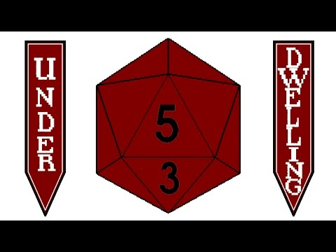 D&D 3.5 - Underdwelling Session 5 Part 3 - Bargaining With A Tree