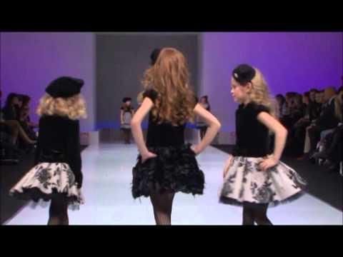 a528c76a5 Barcarola - CPM Kids Catwalk Fall/Winter 2011-2012. Children's Fashion  Europe