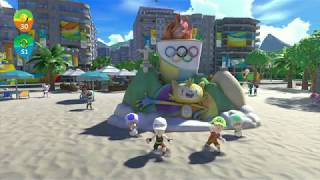 N&J PLAYS: Mario & Sonic at the Rio 2016 Olympic Games Part 13