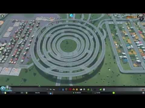 how to build interchanges cities skylines