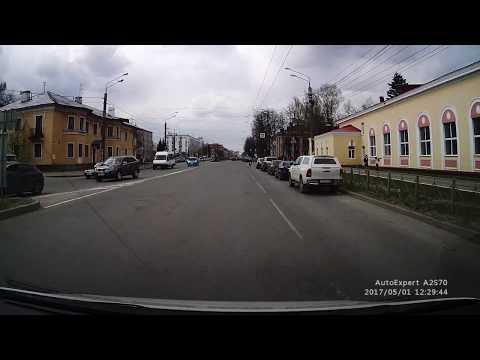 Йошкар-Ола - Яранск - Котельнич - Киров весь путь