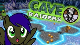 Hunter Plays: Cave Raiders [A Rock Raiders Remake]