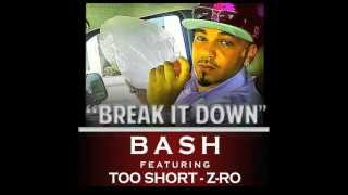 "Baby Bash feat. Too Short & Z-Ro - ""Break It Down"""