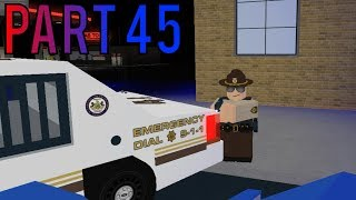 Roblox Mano County Patrol Part 45 | Slow Day! |