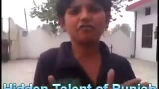 Must Listen Heart Touching Song   By Hidden Talent of Punjab   YouTube
