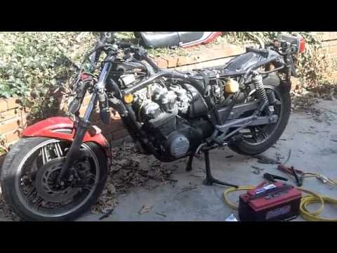 Honda CB 1100 Cafe Racer