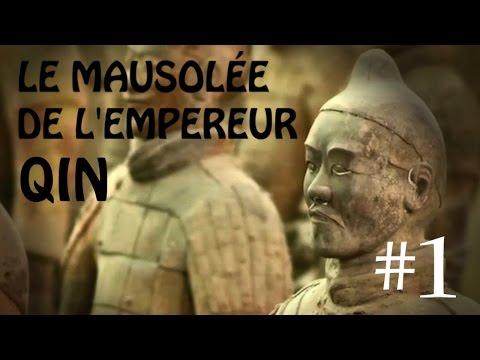 Archéologie - Le mausolée de l'empereur Qin
