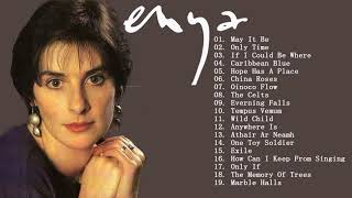 ENYA Best Songs Collection - The Greatest Hits Of ENYA Full Album Of All Time