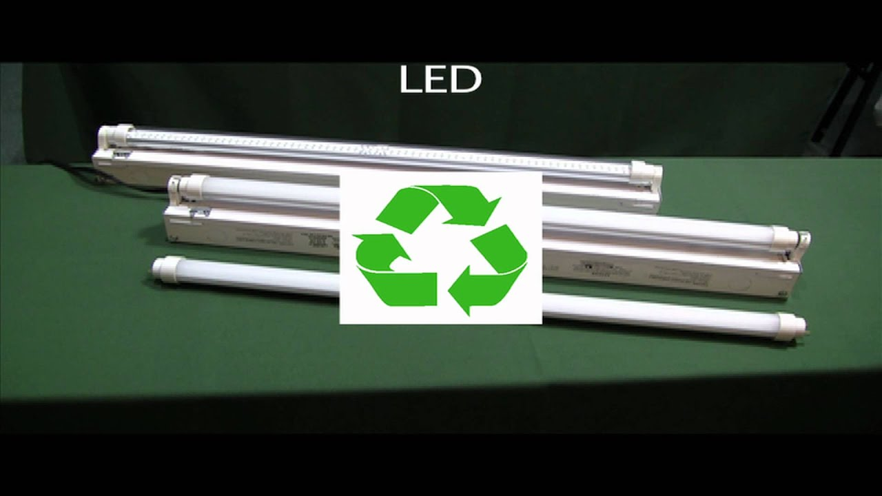 led t8 tube light benefits advantages over fluorescent youtube. Black Bedroom Furniture Sets. Home Design Ideas