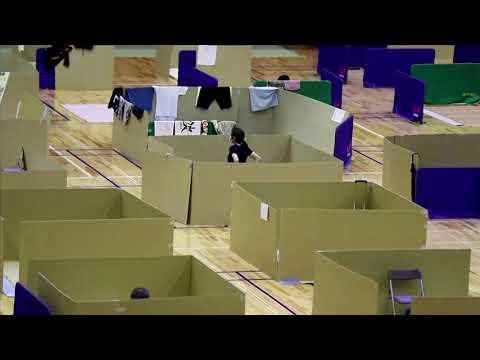 How Japan is dealing with floods amid coronavirus