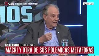 17-10-2019 - Carlos Heller en C5N – Minuto Uno, con Gustavo Sylvestre – Perspectivas post 10/12