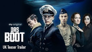 Das Boot – UK Teaser Trailer – SKY Original