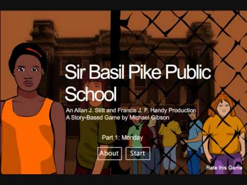 Sir Basel Pike Public School: Far Side Of The World (Edited)