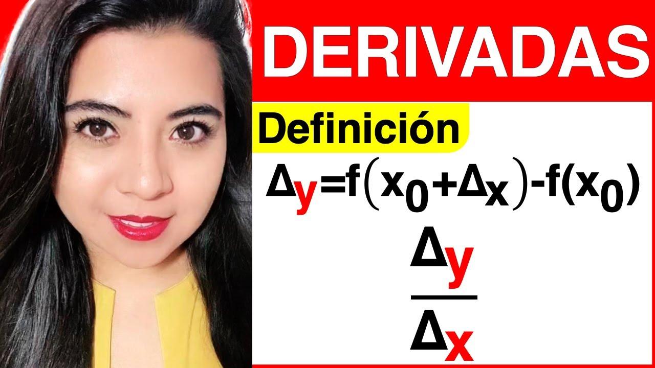 Download DERIVADA de la FUNCIÓN en un PUNTO (por la DEFINICIÓN) - DERIVADAS #1