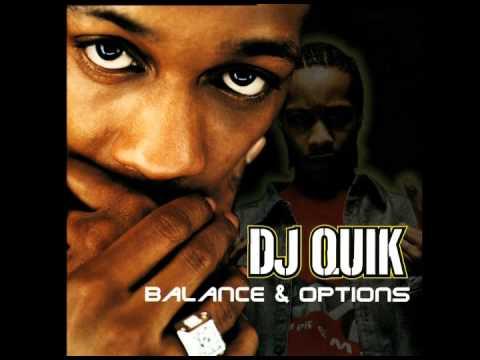DJ Quik featuring James DeBarge - The Divorce Song