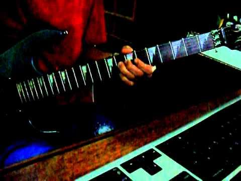 November Rain - Guns N' Roses - Solo Cover - Johnny Hudson - By: Farofa's Boys