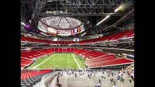 Alabama players excited to play in Atlanta's new Mercedes-Benz Stadium