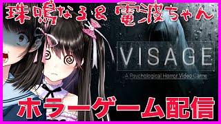 #83【絶叫注意】ホラーゲーム『VISAGE』実況やってみた!【bilibiliアーカイブ】