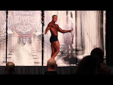 Austin Williams 2016 NPC Midwest Posing Routine