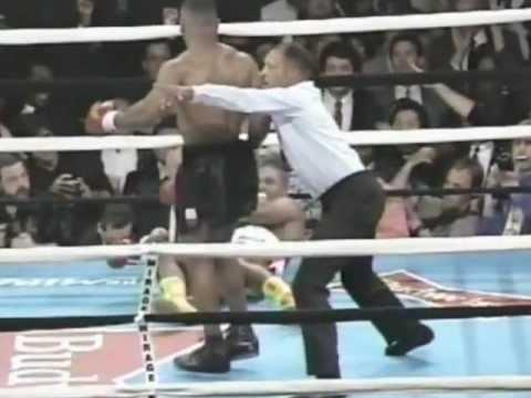 Mike Tyson vs. Donovan Ruddock - I (1991-03-18)