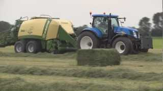 Krone BP 1290 XC High Speed - Trekkerweb.nl