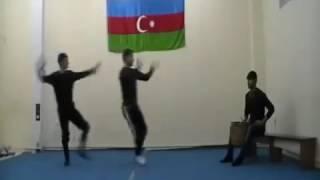 Dikiy Kavkazdan Lezginka Video Derslik-Урок лезгинки от Дикого Кавказа (1) 2014