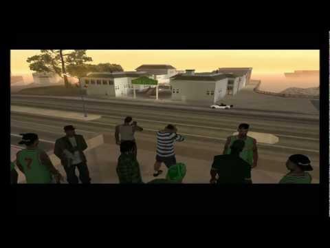 GTA SA Mission Pier 69 [Grove Street Families vs Loco Syndicate]