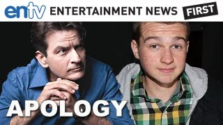 Angus T. Jones Apologizes For Two and a Half Men Rant: ENTV
