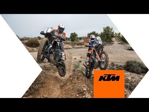 KTM 790 Adventure 2019 – La moto trail que podría tener 3 versiones