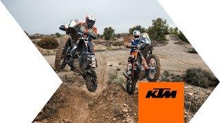 KTM 790 ADVENTURE R - rediscover true adventure | KTM