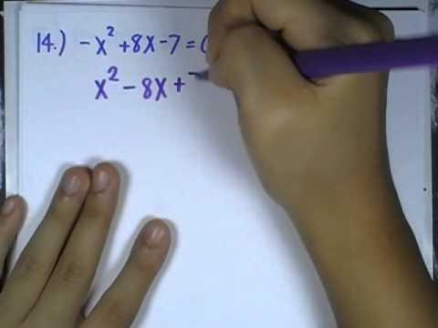 เลขกระทรวง เพิ่มเติม ม.2 เล่ม2 : แบบฝึกหัด2.1ก ข้อ01