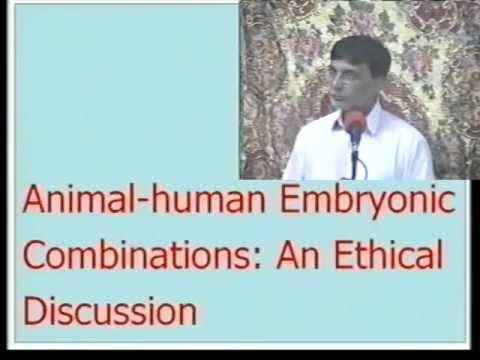 The Concept of the Soul in Animal-Human Experimentation with reference to Islam