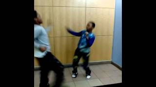 Me and my friend slap boxing play full