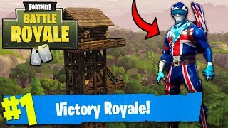 WE ONLY LOST 1 GUNFIGHT THIS ENTIRE STREAM! 6 SOLO WINS! (Fortnite Battle Royale)